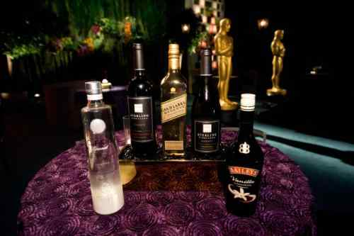 Diageo to Star at the Bar on Oscar Night