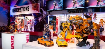 Hasbro Toys for Transformers: Age of Extinction Movie