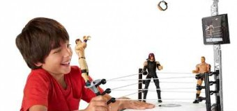 WWE and Mattel Partner to Make Action Figures