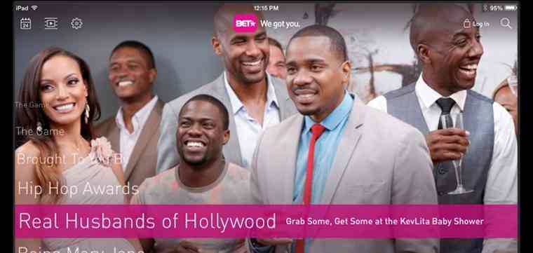 BET Networks App BET NOW