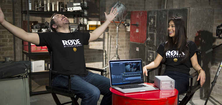 Ryan Connolly and Olivia Speranza present a series on filmmaking for My RØDE Reel entrants.
