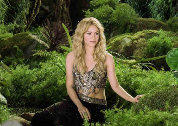 Shakira in Activia Ad