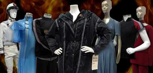 Hunger Games Film Costumes