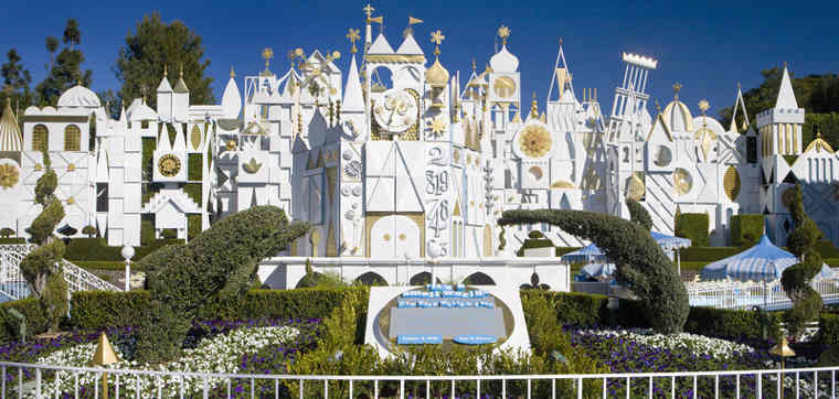 """Disney Parks Celebrate 50th Anniversary of """"It's A Small World"""""""