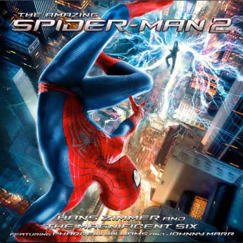 """A new song """"It's On Again,"""" performed by Alicia Keys heard on the The Amazing Spider-Man 2 Original Motion Picture Soundtrack."""