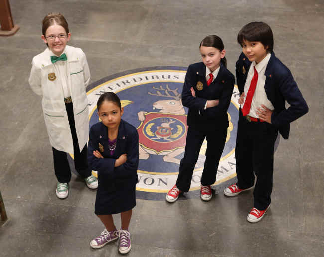 Odd Squad to Premiere on PBS KIDS