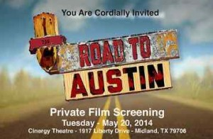 Private Film Screening Planned For Road To Austin Rmn Stars