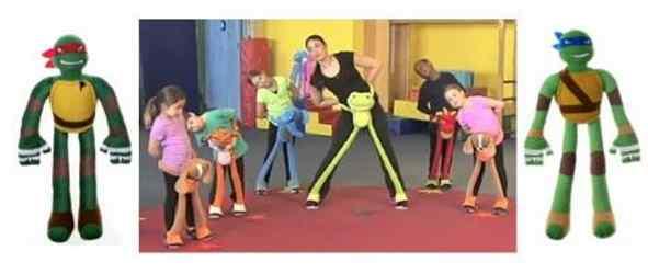 Megan Fox Movie Inspires Fitness Toy Craze