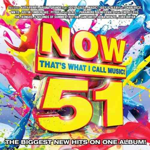 NOW That's What I Call Music! Vol. 51
