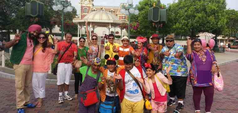 Taarak Mehta Ka Ooltah Chashmah Flies to Disneyland – RMN Stars