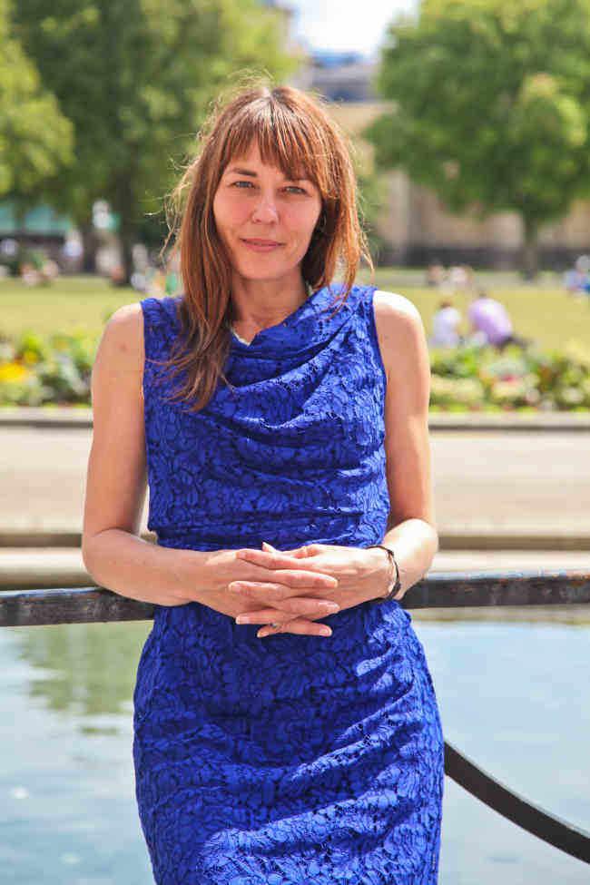 Encounters Festival Director Debbi Lander