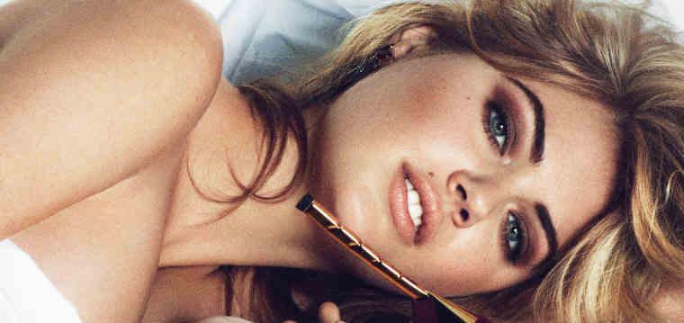 Kate Upton Returns as Face of Sam Edelman