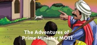 The Adventures of Prime Minister MOTI: Textisode 1.3