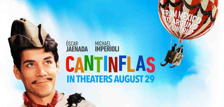 """Pantelion Films' """"Cantinflas"""""""