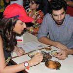 Bollywood Stars Begin Daawat-e-Ishq Food Yatra