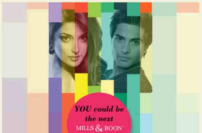Mills & Boon Model Hunt