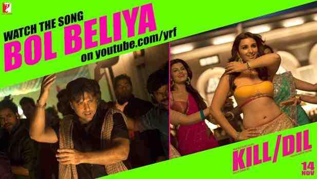 Bol Beliya Kill Dil Ishstyle! with Govinda and Parineeti Chopra
