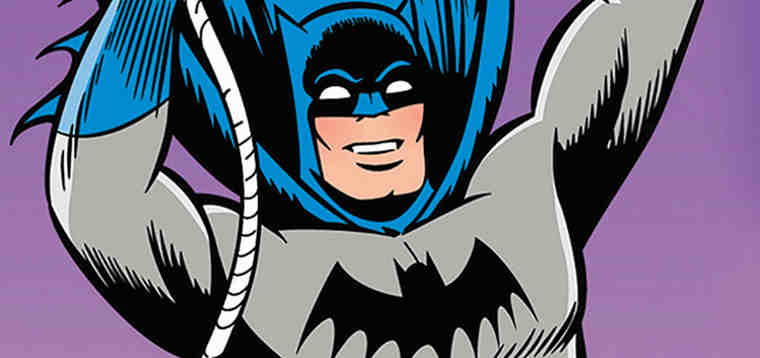 Batman Kicks Off New York Comic Con