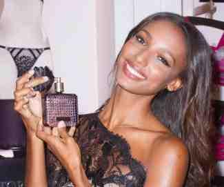 Victoria's Secret Angel Jasmine Tookes