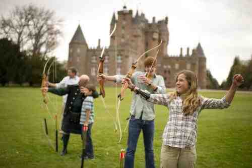 "Disney-Pixar's ""Brave"" comes to life on the Adventures by Disney Scotland itinerary."