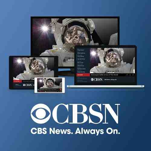 Interactive Streaming News Network CBSN