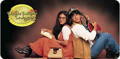 Bollywood film Dilwale Dulhania Le Jayenge (DDLJ)