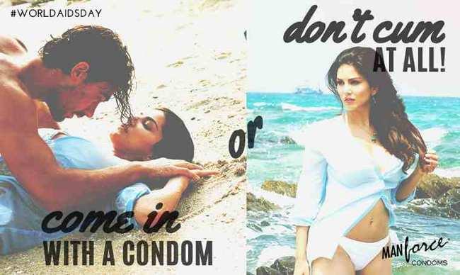 Manforce condom advertisement download