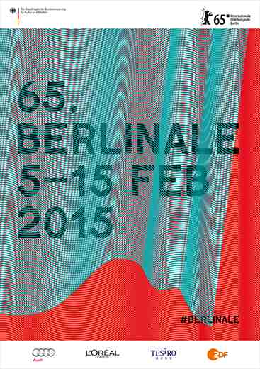 Festival Poster for the Berlinale 2015