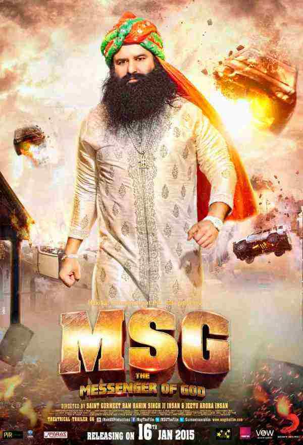 MSG — The Messenger Of God