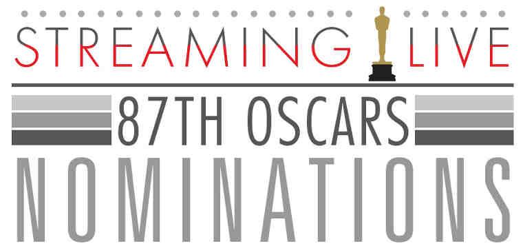 Oscar Nominations Live