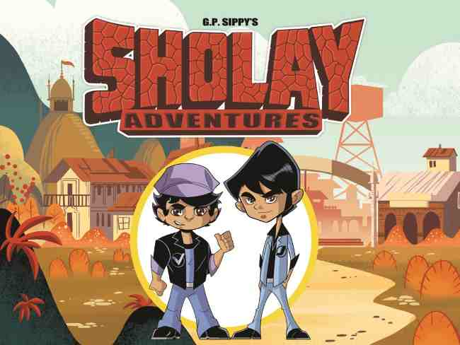 Sholay Adventures
