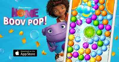 DreamWorks Animation's HOME Goes Mobile