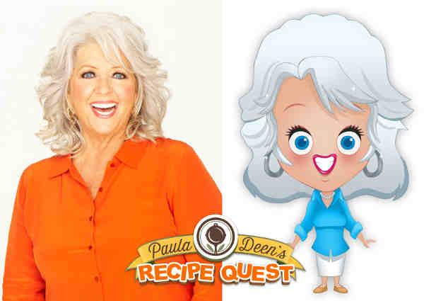 Paula Deen's Recipe Quest