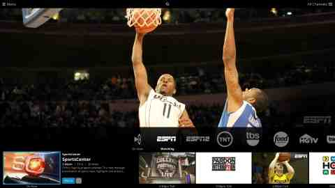 Sling TV Launches on Microsoft Xbox One