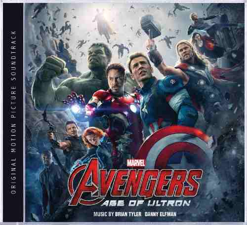 Marvel's Avengers: Age of Ultron Soundtrack