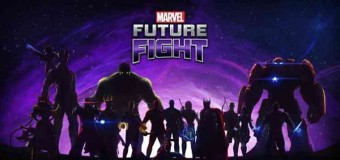 Marvel Future Fight Goes Mobile