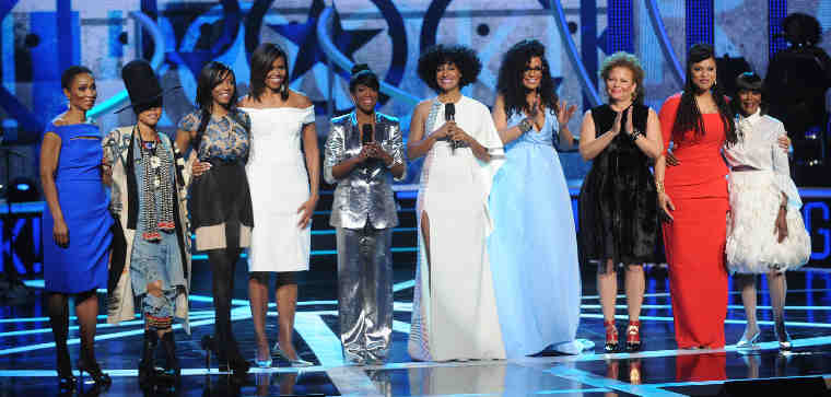 Black Girls Rock with First Lady Michelle Obama