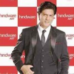 Bollywood Actor Shah Rukh Khan to Promote Bathroom Products