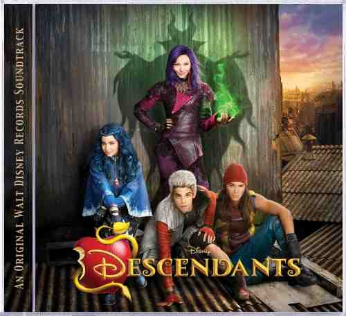 "Disney ""Descendants"" Soundtrack"