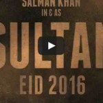 Bollywood Actor Salman Khan Stars in and as Sultan