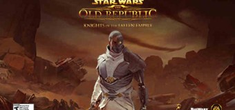 Star Wars: The Old Republic Focuses on Cinematic Storytelling