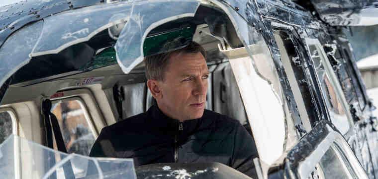 James Bond Film Spectre
