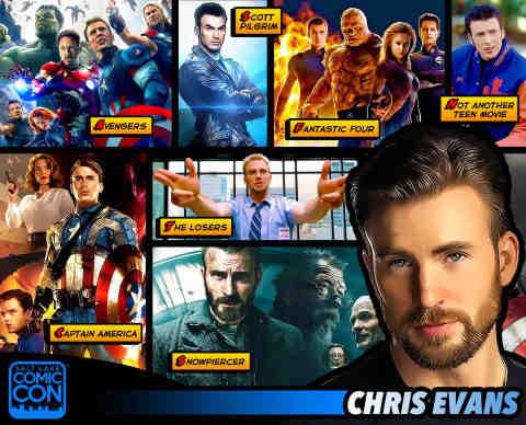 Captain America Comes to Salt Lake Comic Con