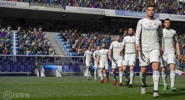 Real Madrid Stars