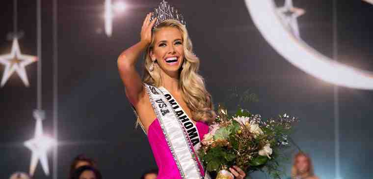 Olivia Jordan Wins the Miss USA 2015 Title