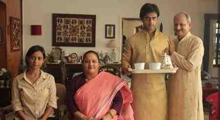 Man's World cast seen left to right: Ronjini Chakraborty, Silky Khanna, Gaurav Pandey and Ramakant Dayma