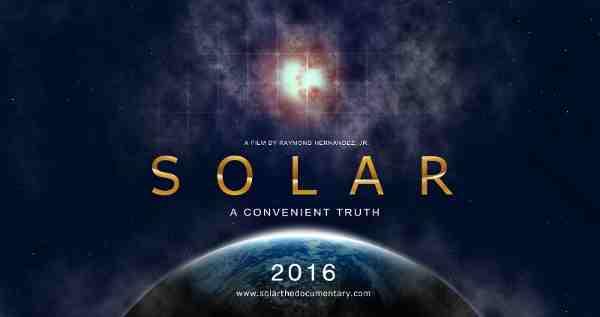 Solar, a Convenient Truth!