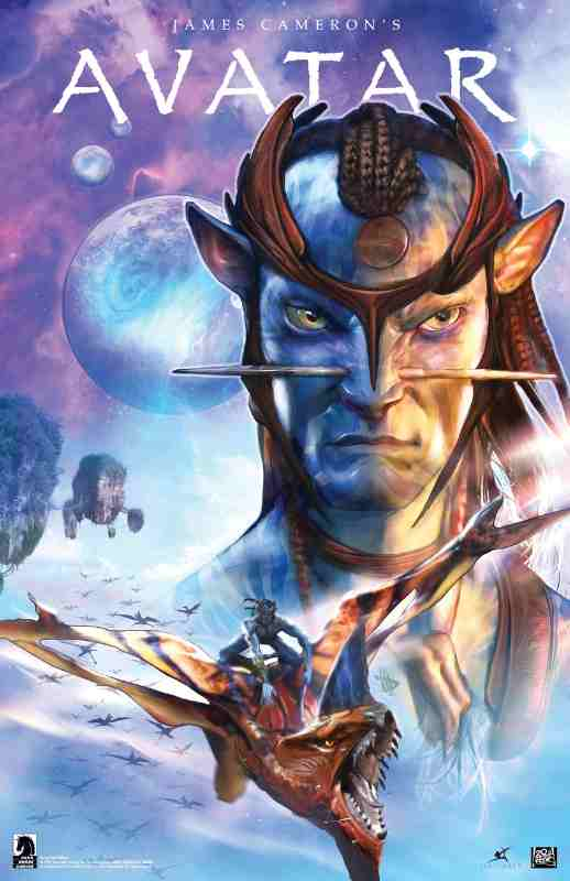 New Comic Books Planned for James Cameron's 'Avatar'