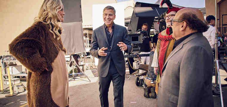 George Clooney: U.S. Brand Ambassador for Nespresso