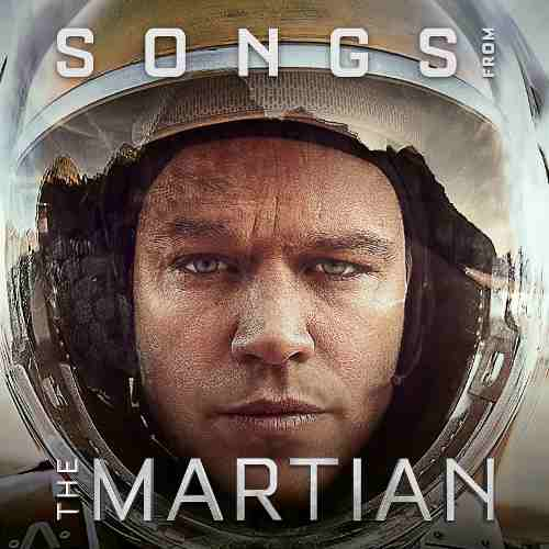 Columbia Records Releases Songs from The Martian